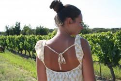 Dans les vignes…